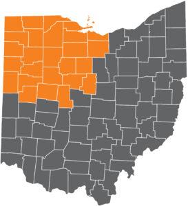 Northwest Ohio Tennis Association District